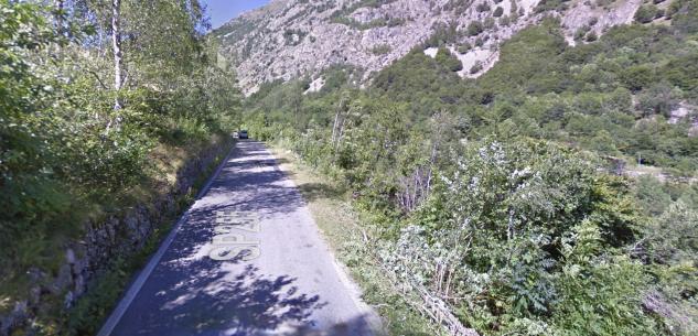 La Guida - Dopo la festa chiude la strada per Sant'Anna di Vinadio per asfaltatura