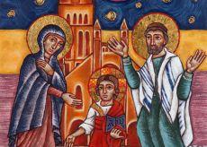 La Guida - Nella chiesa di San Giuseppe di Alba si inaugurerà l'icona della famiglia di Nazareth
