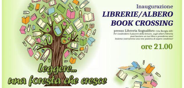 La Guida - Una foresta di libri cresce a Borgo San Dalmazzo!