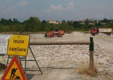 La Guida - Ricostruzione del guado nel Gesso tra Cuneo e Boves