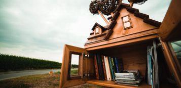 La Guida - Librerie nei frutteti a San Benigno