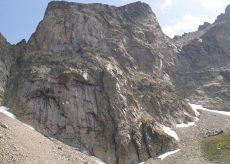 La Guida - Recuperati illesi i due alpinisti bloccati sul Corno Stella