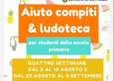 La Guida - Bernezzo, aiuto compiti e ludoteca gratuiti per la primaria