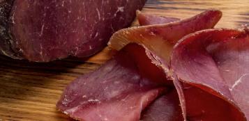 La Guida - A tavola più bresaola made in Piemonte