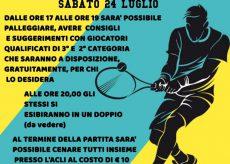 """La Guida - """"Tennis day"""" a Castelletto Stura"""