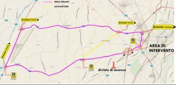 La Guida - A Fossano la strada provinciale 184 chiude per i lavori sul viadotto