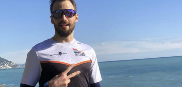 La Guida - Il cuneese Pier Paolo Comba percorrerà 559 km risalendo il Po