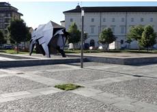 La Guida - Un toro per restituire l'identità perduta di piazza Foro Boario