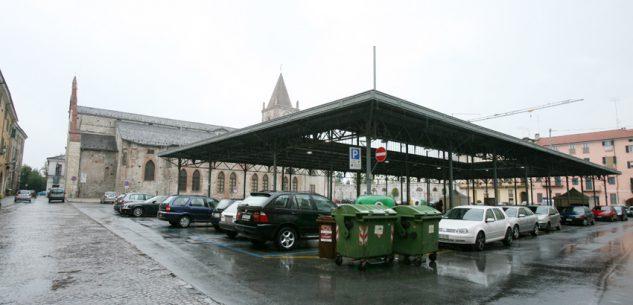 La Guida - Piazza Virginio, oggi sabato 24 divieti di sosta e di transito
