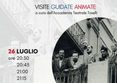 La Guida - In ricordo del discorso di Duccio Galimberti: lunedì 26 luglio visite, letture animate e laboratorio