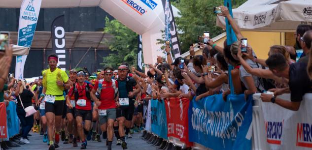 La Guida - Paolo Bert vince la 100 miglia del Monviso