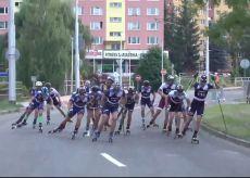 La Guida - Tre cuneesi in Coppa del Mondo di Skiroll