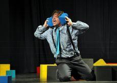 """La Guida - Borgo, al parco del Tesoriere va in scena """"Il cubo magico"""""""