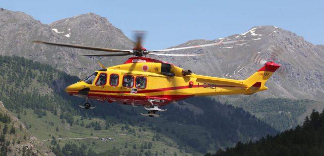 La Guida - Alpinista in difficoltà sopra i Bagni di Vinadio, recuperato dal 118 con trauma cranico