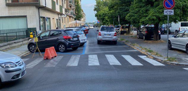 La Guida - Parcheggi alternati su via Quintino Sella e via Coppino