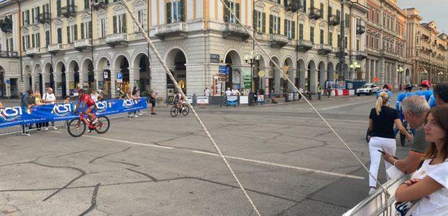 La Guida - Giro Provincia Granda: a Luca Pera la seconda tappa