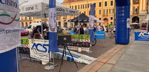 La Guida - A Damiano Lenzi la cronoprologo del Giro Provincia Granda