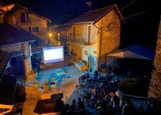 La Guida - Cinema all'apertoal Santuario di Madonna degli Angeli di Pradleves