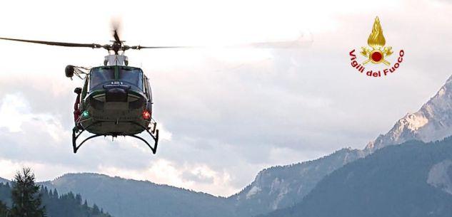 La Guida - Escursionista francese salvato su una pietraia in alta valle Maira