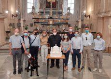 La Guida - Il Santuario di Vicoforte Mondovì in 3D per i non vedenti