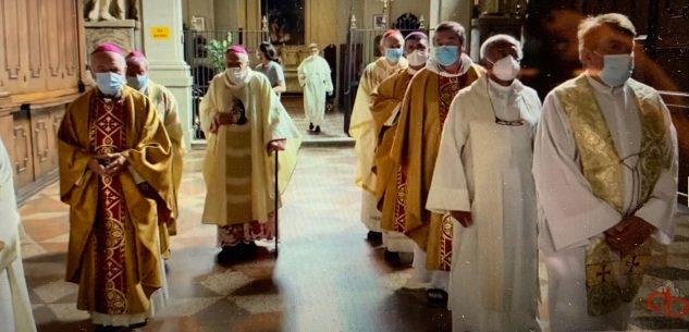 La Guida - Una messa a Bologna per ricordare i 75 anni di ordinazione sacerdotale di monsignor Bettazzi