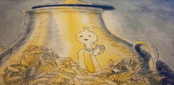 La Guida - L'illustrazione del realismo della natura e la sua intrinseca forza onirica