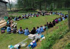 La Guida - Sconcerto per l'ordinanza di sgombero immediato del campeggio degli Scout a Sampeyre