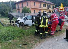 La Guida - Incidente a Baldissero d'Alba