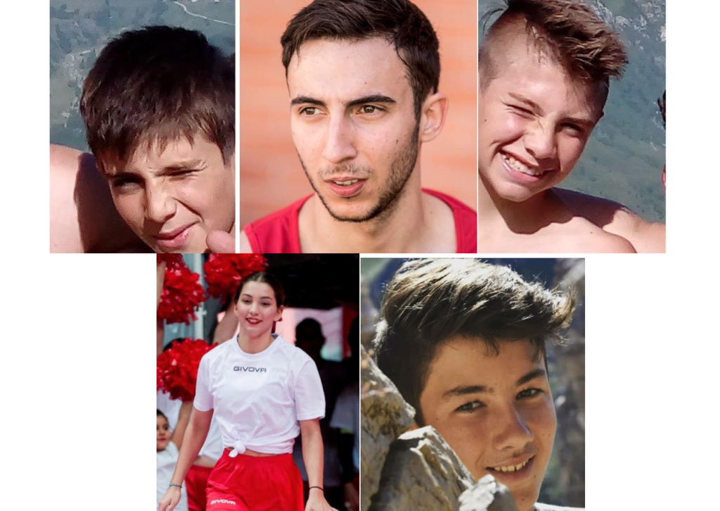 I ragazzi delle stelle morti a Castelmagno