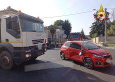 La Guida - Incidente in frazione Cervignasco di Saluzzo
