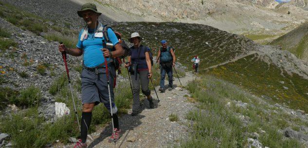 La Guida - Trekking da Casteldelfino ad Argentera e salita al monte Oserot