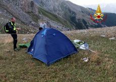 La Guida - Quattro escursionisti soccorsi in alta Valle Stura
