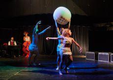 La Guida - A Castelmagno il tendone da circo più alto d'Europa