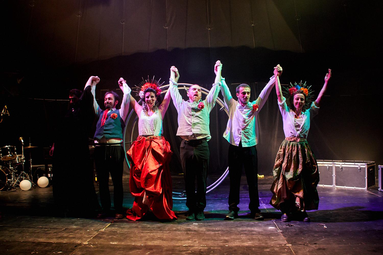 """Circo Madera - """"Hesperus"""""""