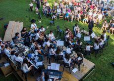 La Guida - Concerto dei giovani musicisti della Valle Varaita a Sampeyre