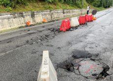 La Guida - Strada provinciale della Valle Varaita verso la normalità