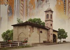 La Guida - Peveragno, messa alla cappella di San Rocco da Val