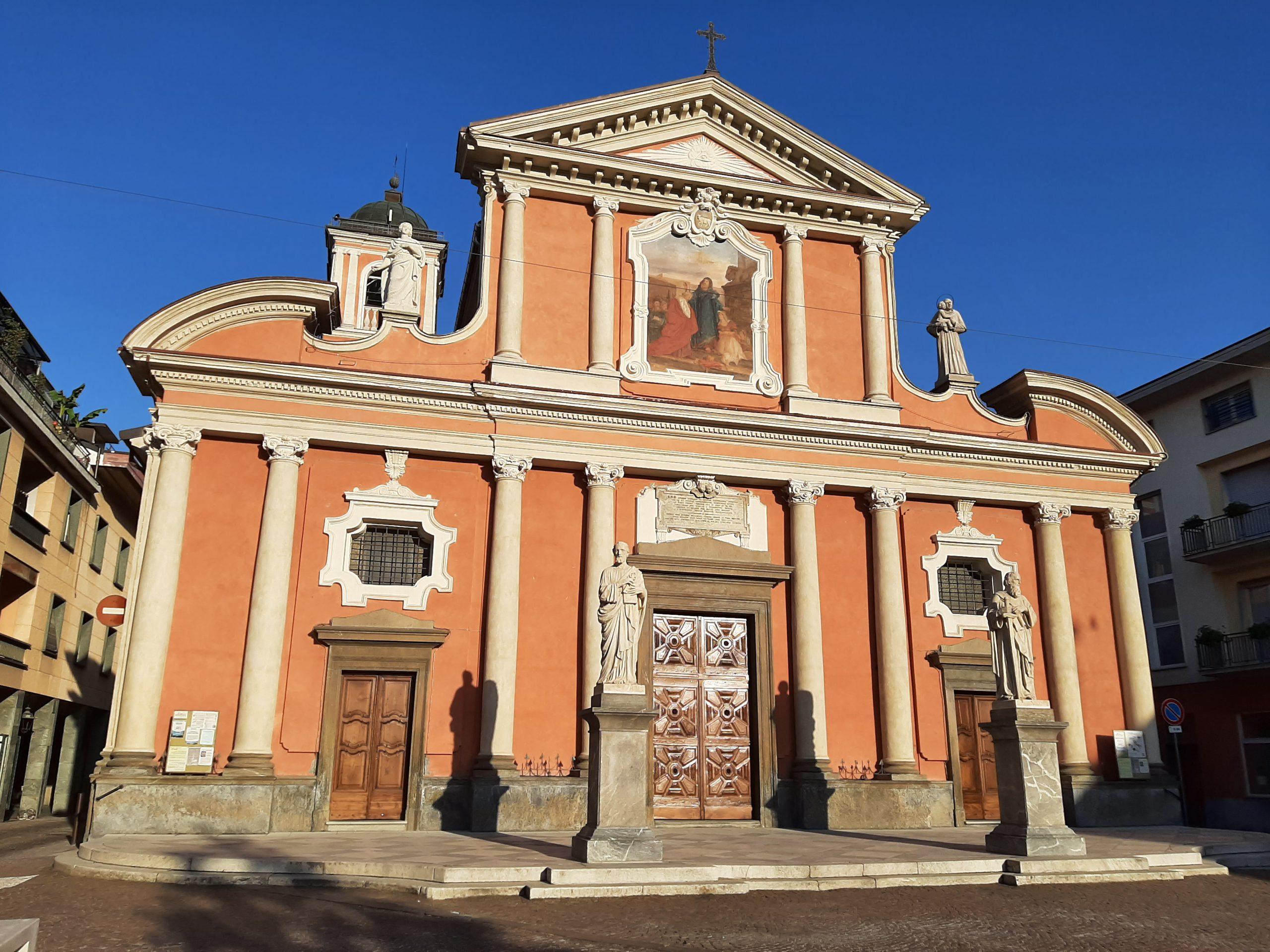 Boves parrocchia bella Vallauri 2021