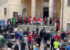 La Guida - Festadi San Magno in ricordo delle giovani vittime della montagna (video)