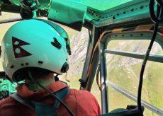 La Guida - Escursionisti colpiti da una scarica di pietre portati in salvo