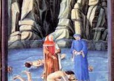 La Guida - A Pagno si parla di Dante, degli amori di corte e del Conte Ugolino