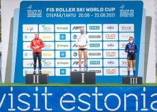 La Guida - Elisa Sordello terza alla Coppa del Mondo di skiroll in Estonia