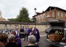 La Guida - A Tarantasca l'addio al gesuita fratel Carlo Giraudo, 84 anni