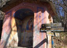 La Guida - Una serata sui piloni votivi a Brossasco
