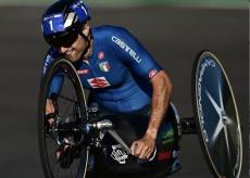 La Guida - Il grazie dell'ospedale al campione Diego Colombari