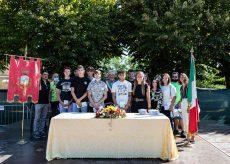La Guida - Sant'Albano Stura consegna la Costituzione ai neo diciottenni