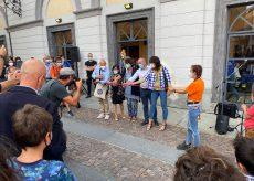 La Guida - Che lo spettacolo di Mirabilia abbia inizio sulla quinta di Cuneo