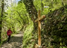 """La Guida - Lungo il """"Sentiero dei frati"""" con l'Ecomuseo Terra del Castelmagno"""