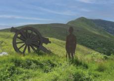 La Guida - Inaugurazione della via dei Cannoni a Roburent