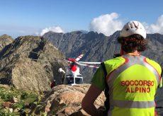 La Guida - Un giovane argentino disperso al Passo dei Ghiacciai in alta valle Gesso